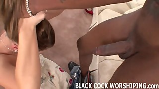 Nothing feels better than a really big black cock