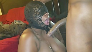 Messy Cuckold BBC with ThatGuy4232152
