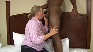 chubby wife get fucked by BBC