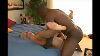 Wife Interracial Big Black Cock Hotel Gangbang