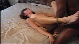 Bbc with whore-wife sucking &  fucked