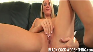 I think I am addicted to big black cocks