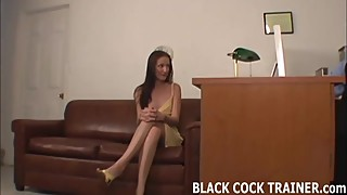 I love big black cocks the most