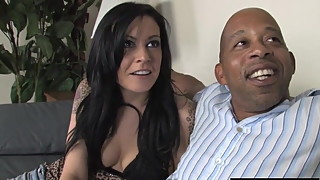 Cuckold watching Vanessa Naughty Taking A BBC