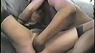 Amateur IR Wife - Fisted & Creampie