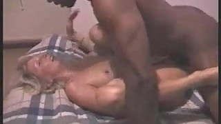 Very nice German Blonde Tries BBC