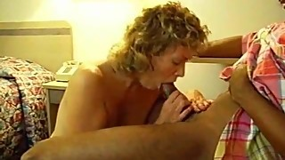 older blonde wife with glasses tace multiple black men.mp4
