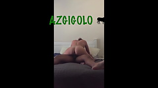 DFW Slut Wife's 1st BBC