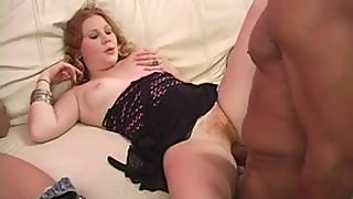 Hairy Redhead Cherry Makes Him A Willing Cuckold