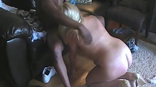 Pawg Wife takes BBC Bare