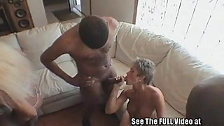 Dueling milfs fuck Skunk and his friends