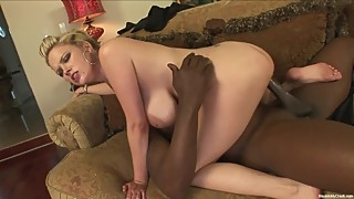Rich White Wife Wants A Big Black Meat