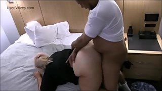 WIfe Fucked by Big cock Huby Films (homemade)