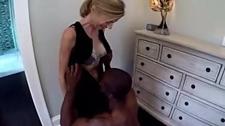 Skinny Mature Wife Blacked