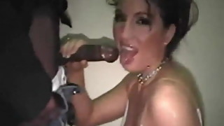 Rich Couple on Vacation Invite Teen BBC to Fuck Classy Wife.