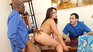 TEENGONZO Olivia Wilder fucking the neighbor really good
