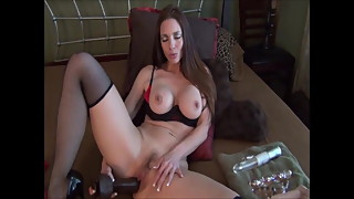 Perfect MILF craves chocolate (BBC)