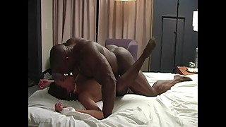 muscular bull fucks white wife