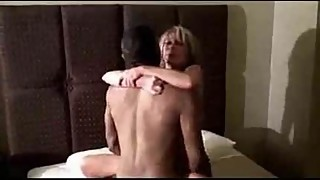 Wife creampied by her young black lover